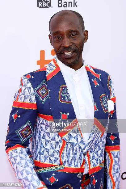 """Rob Morgan attends the """"Just Mercy"""" premiere during the 2019 Toronto International Film Festival at Roy Thomson Hall on September 06, 2019 in..."""