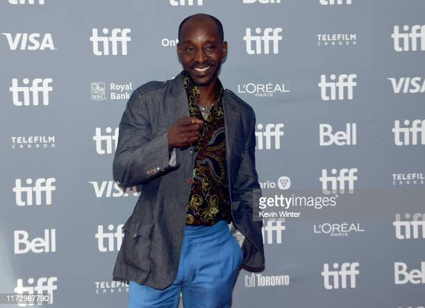 """Rob Morgan attends the """"Just Mercy"""" press conference during the 2019 Toronto International Film Festival at TIFF Bell Lightbox on September 07, 2019..."""