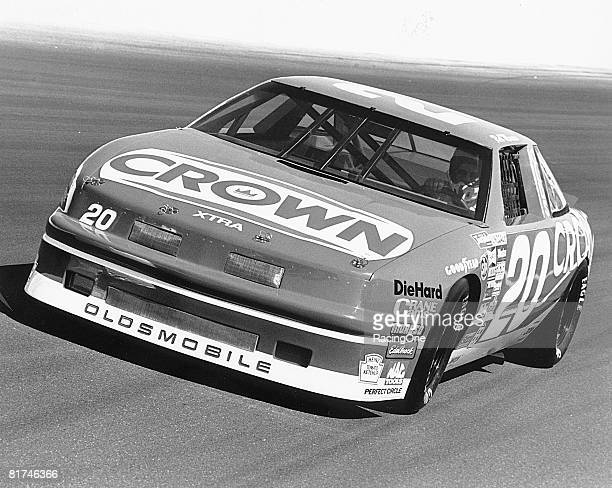 Rob Moroso finished 9th in the 1990 Pepsi 400 driving his dads Oldsmobile