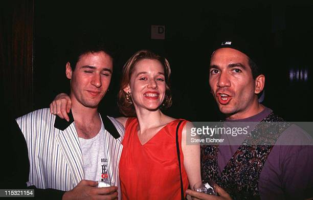 Rob Morrow Penelope Ann Miller and Merril Holtzman