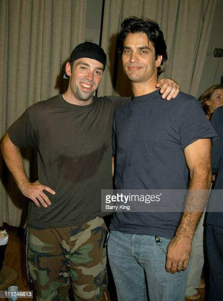 Rob Naples Johnathon Schaech during Young Storytellers Program Big Shows Performances at Cheremoya Elementary School in Hollywood California United...