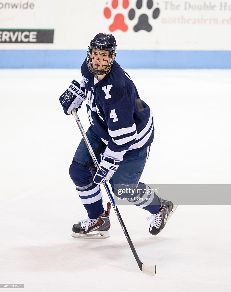 Yale v Northeastern : News Photo