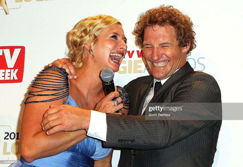 2012 Logie Awards - Awards Room