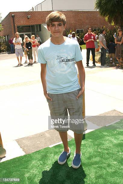Rob Pinkston during 'Choose Your Own Adventure The Abominable Snowman' DVD Premiere at Star Echo Station in Culver City California United States