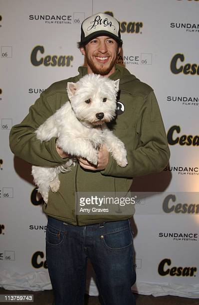 Rob Powell during 2006 Park City Cesar Spa For Small Dogs Day 3 at 577 Main Street in Park City Utah United States