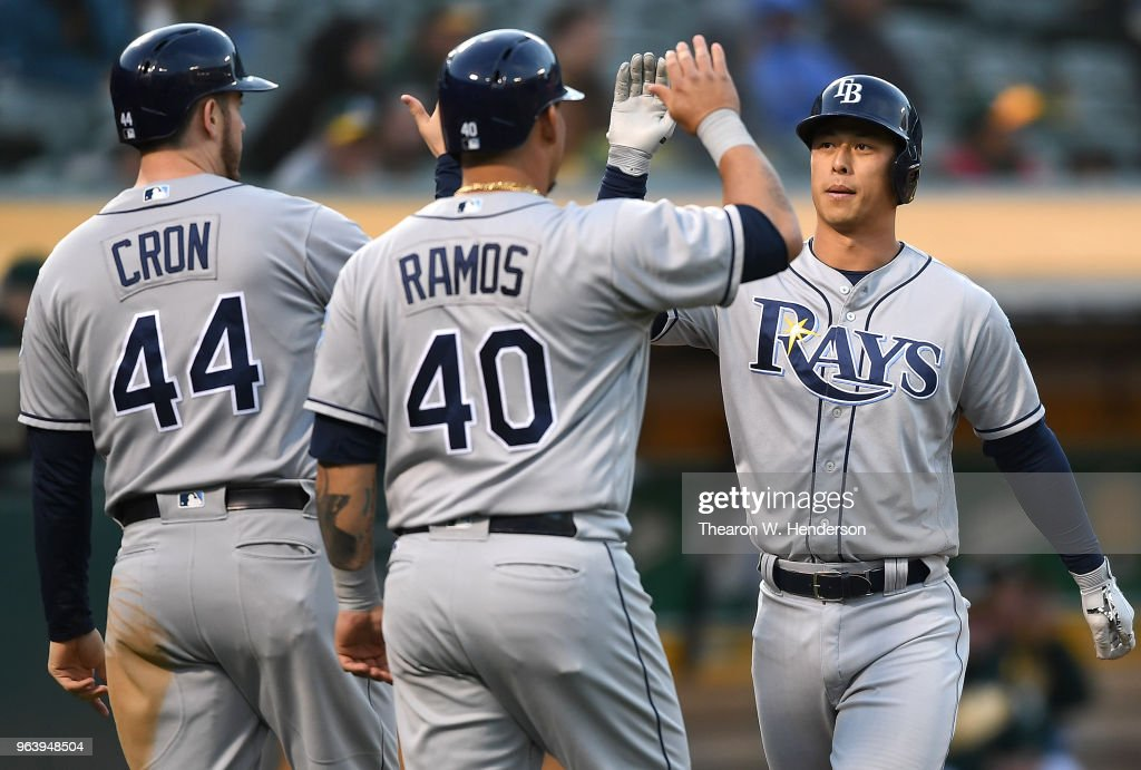 Tampa Bay Rays v Oakland Athletics