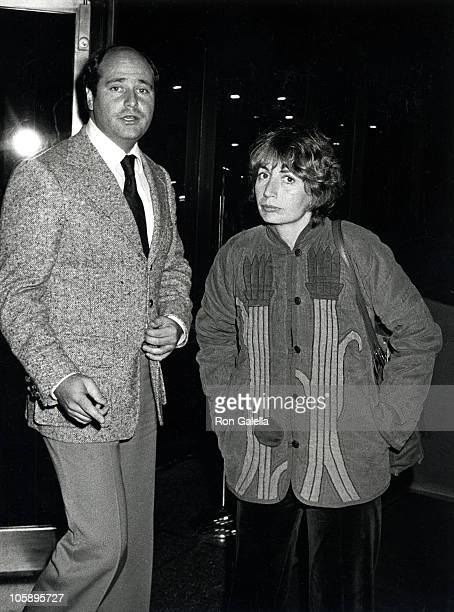 Rob Reiner and Penny Marshall during RCA Records Hosts A Party For Kristy McNichol Jimmy McNichol at Studio 54 in New York City New York United States