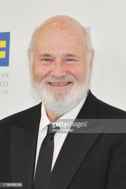 Rob Reiner attends the Human Rights Campaign 2019 Los Angeles Dinner at JW Marriott Los Angeles at LA LIVE on March 30 2019 in Los Angeles California
