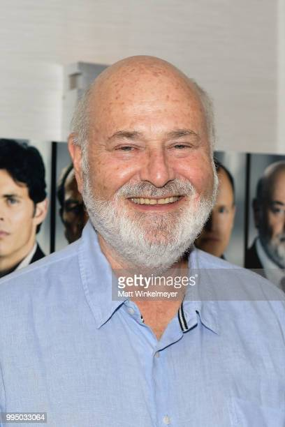 Rob Reiner attends the premiere of Vertical Entertainment's Shock and Awe at The London West Hollywood on July 9 2018 in West Hollywood California