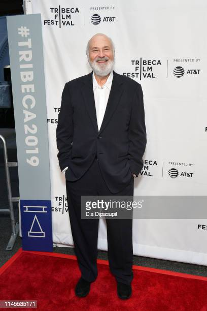 Rob Reiner attends the This Is Spinal Tap 35th Anniversary during the 2019 Tribeca Film Festival at the Beacon Theatre on April 27 2019 in New York...