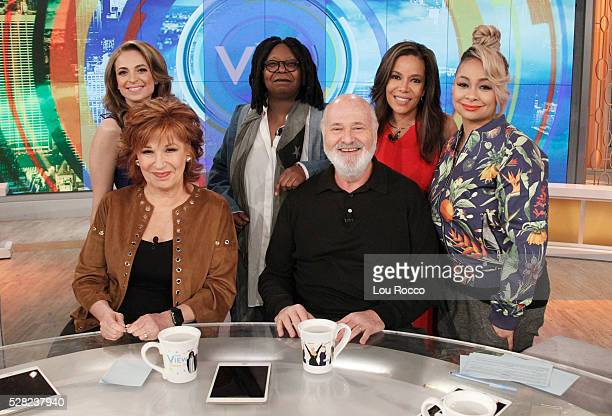 THE VIEW Rob Reiner is a guest on THE VIEW 5/4/16 airing on the Walt Disney Television via Getty Images Television Network SYMONE