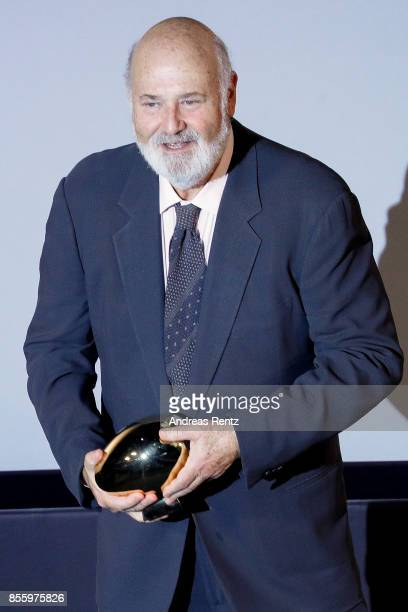 Rob Reiner received the ZFF Tribute to Award during the 'Shock and Awe' premiere at the 13th Zurich Film Festival on September 30 2017 in Zurich...