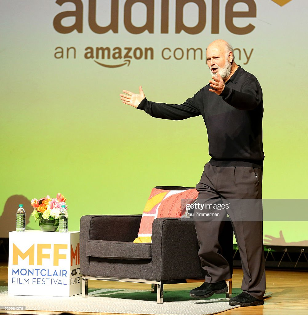 Rob Reiner speaks onstage at the Montclair Film Festival 2016 - Day 3 Conversations at Montclair Kimberly Academy on May 1, 2016 in Montclair, New Jersey.