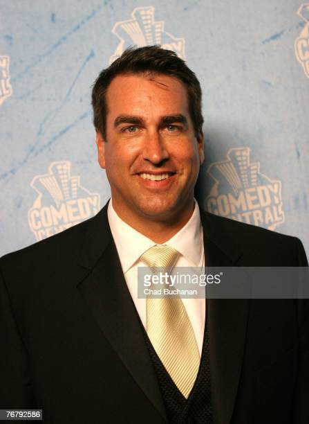 Rob Riggle arrives at Comedy Central's 2007 Emmy Party Party September 16, 2007 in Los Angeles.