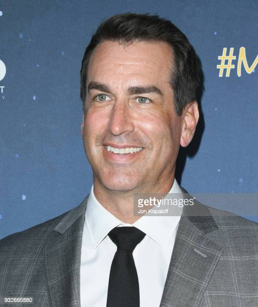 Rob Riggle attends the Los Angeles Premiere Midnight Sun at ArcLight Hollywood on March 15 2018 in Hollywood California