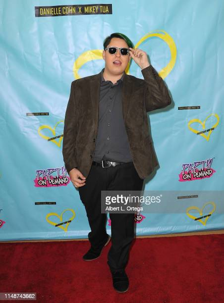 Rob Ryan attends the Release Party For Dani Cohn And Mikey Tua's Song Somebody Like You held at The Industry Loft on June 8 2019 in Los Angeles...