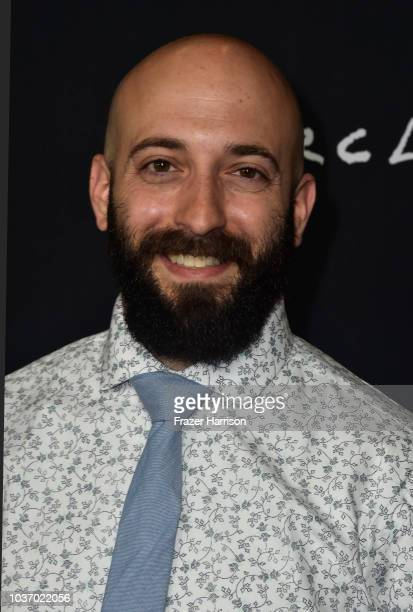 Rob Schulbaum attends the 2018 LA Film Festival Opening Night Premiere Of 'Echo In The Canyon' at John Anson Ford Amphitheatre on September 20 2018...