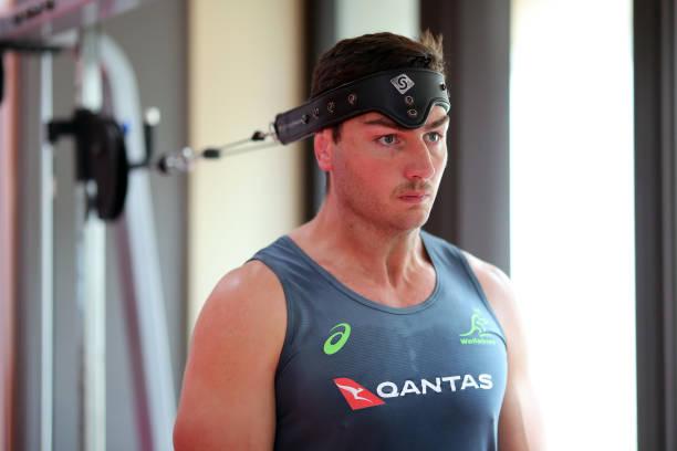 JPN: Australian Wallabies 2019 Rugby World Cup Media Access