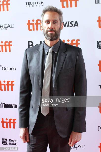 Rob Simonsen attends 'The Front Runner' premiere at Ryerson Theatre on September 8 2018 in Toronto Canada