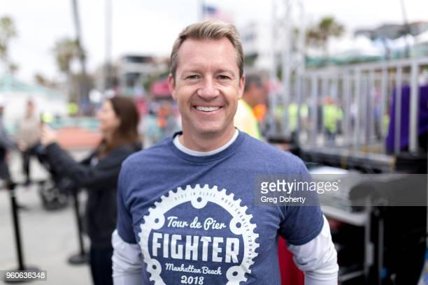 Rob Stone attends the 6th Annual Tour de Pier at Manhattan Beach Pier on May 20 2018 in Manhattan Beach California