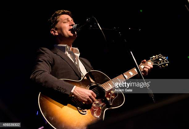 Rob Thomas performs at the 6th Annual African Children's Choir Changemakers Gala at City Winery on November 20 2014 in New York City