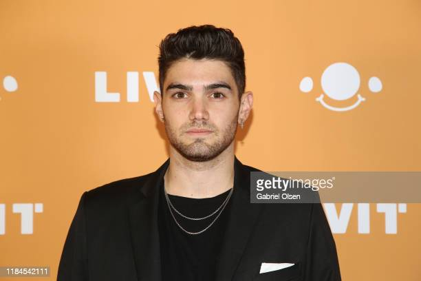 Rob Upland attends Trip 'R' Treat with LIVIT LA's Largest Live Streaming Competition on October 30 2019 in Hollywood California
