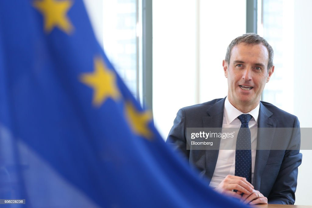Europol Executive Director Rob Wainwright Interview