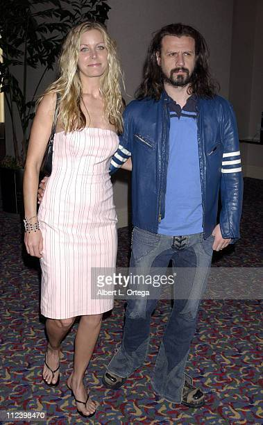 Rob Zombie And Wife Sherri Moon During The 29th Annual Saturn Awards By Academy Of
