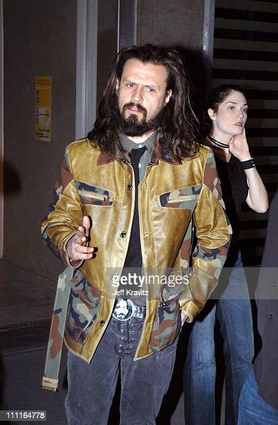 Rob Zombie during LionsGate Films' 'House of 1000 Corpses' Premiere at ArcLight Cinemas in Hollywood CA United States