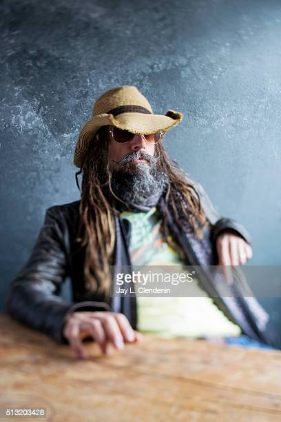 Rob Zombie of '31' poses for a portrait at the 2016 Sundance Film Festival on January 24 2016 in Park City Utah CREDIT MUST READ Jay L Clendenin/Los...