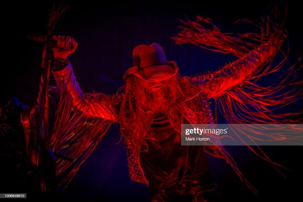 Heavy Montreal Festival : News Photo