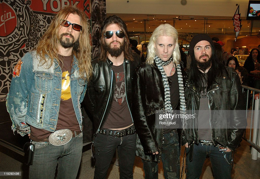 Rob Zombie In-Store Appearance and Album Signing at Virgin Megastore in New