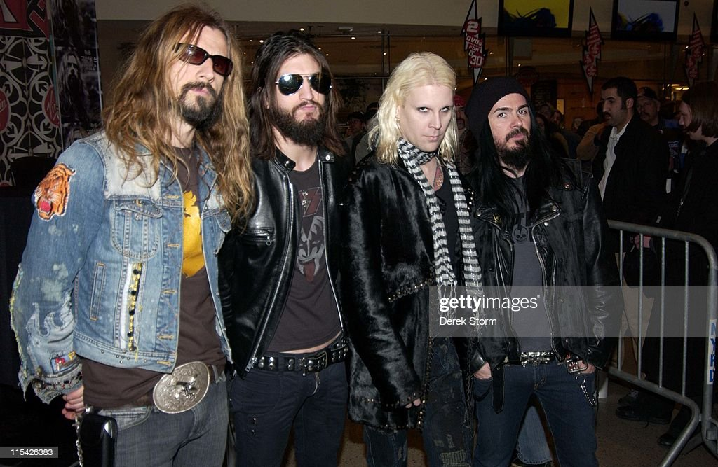 Rob Zombie, Tommy, John 5 and Rob 'Blasko' Nicholson