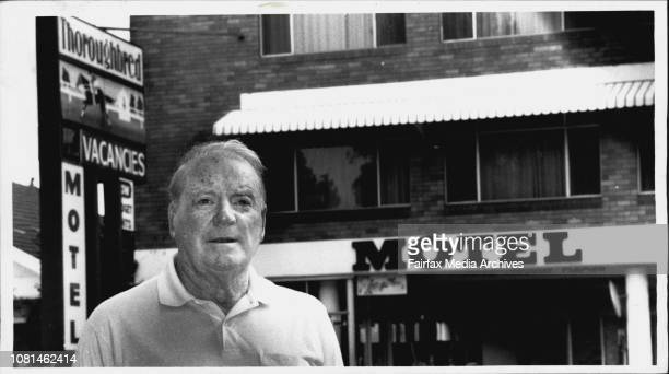 Gordon Purdue outside the Thoroughbred Motel RandwickOwning a motel near Royal Randwick Sydney's premier racecourse offers some unexpected...