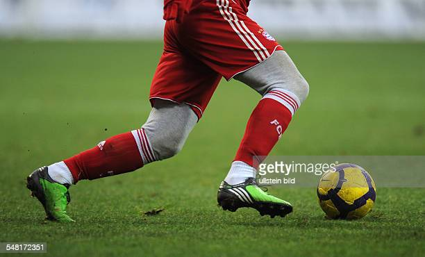 Robben, Arjen - Football, Midfielder, FC Bayern Muenchen, The Netherlands - in action on the ball