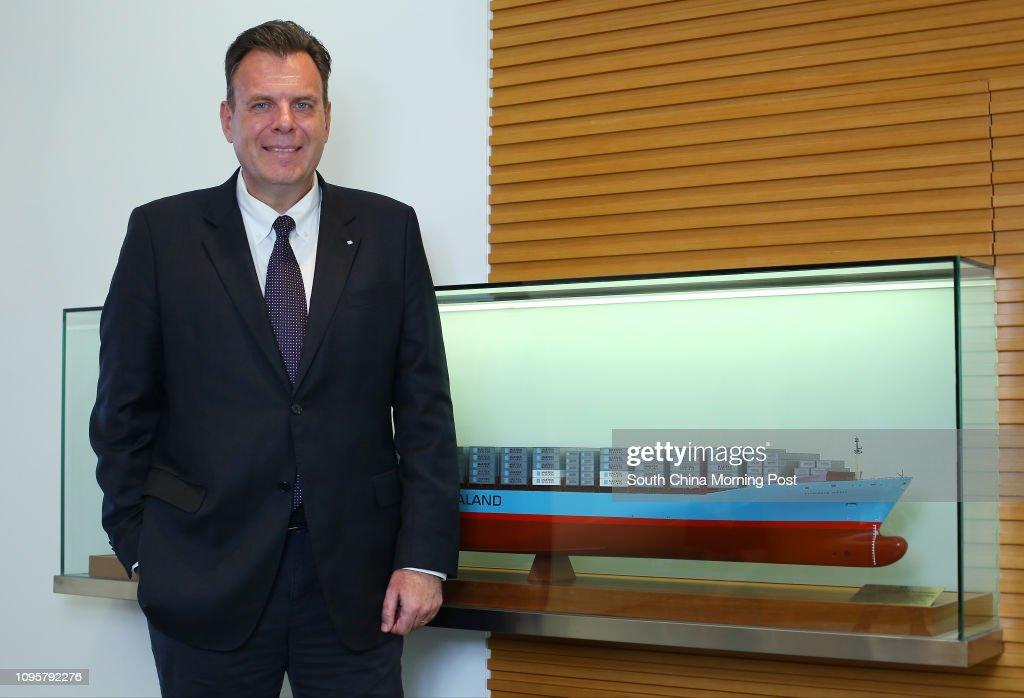 Designan a Robbert van Trooijen como nuevo CEO para América Latina de Maersk