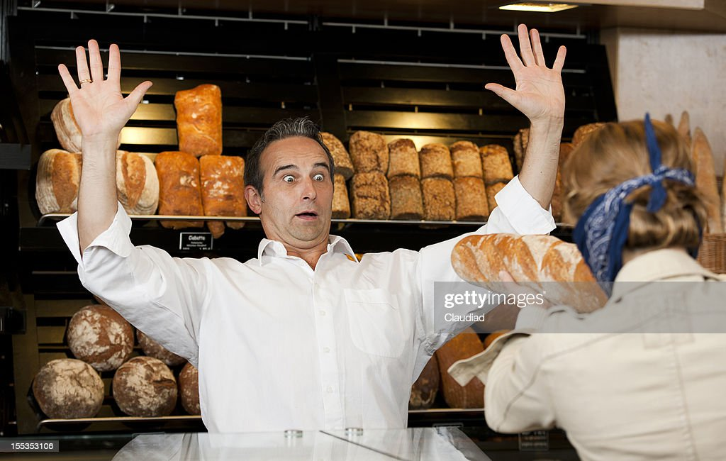 Attaque de boulangerie : Photo
