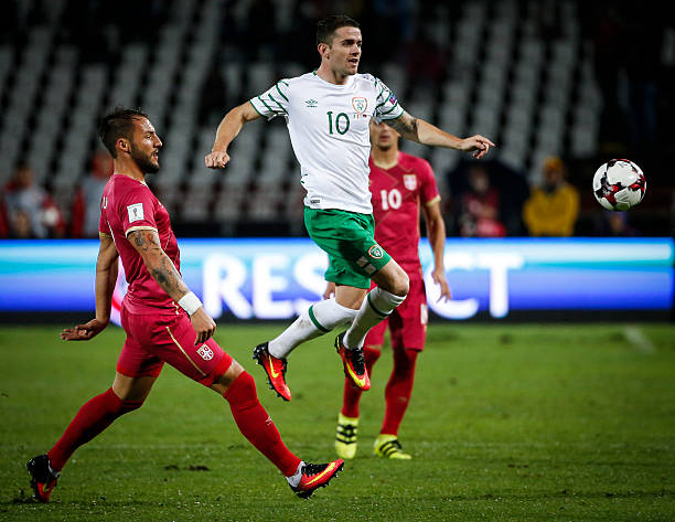Robbie Brady is going to be Ireland's key player. Photo by Srdjan Stevanovic/Getty Images)
