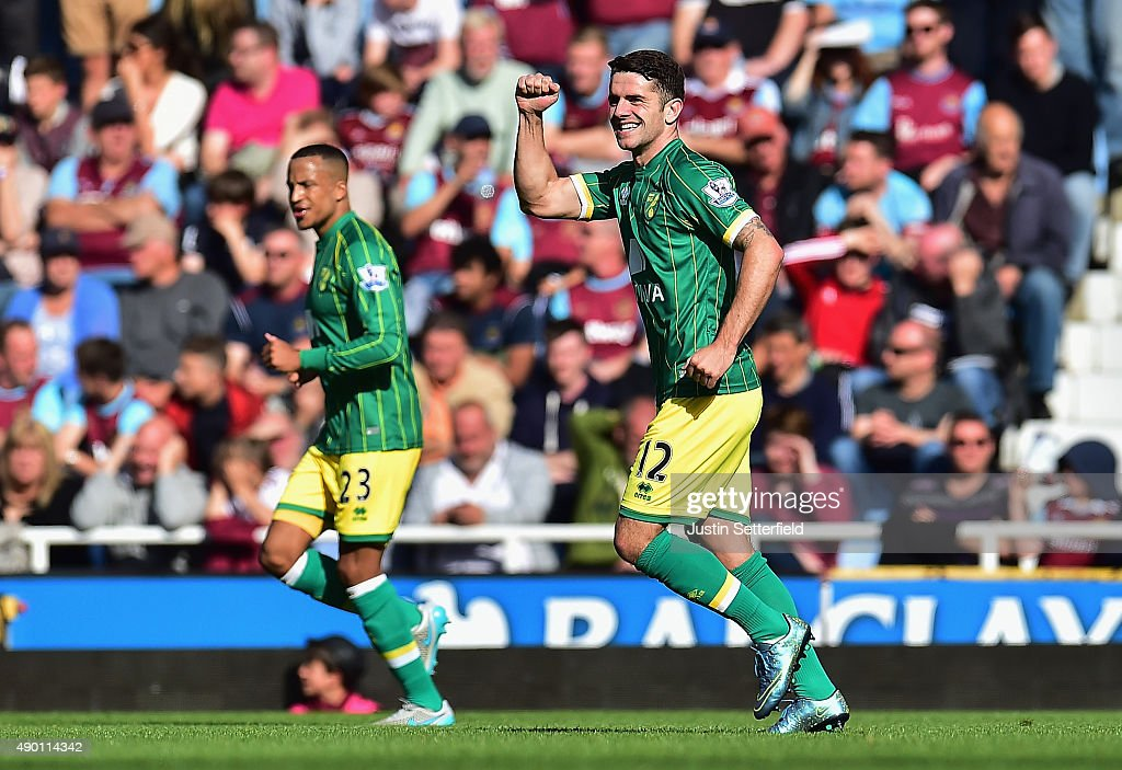 West Ham United v Norwich City - Premier League