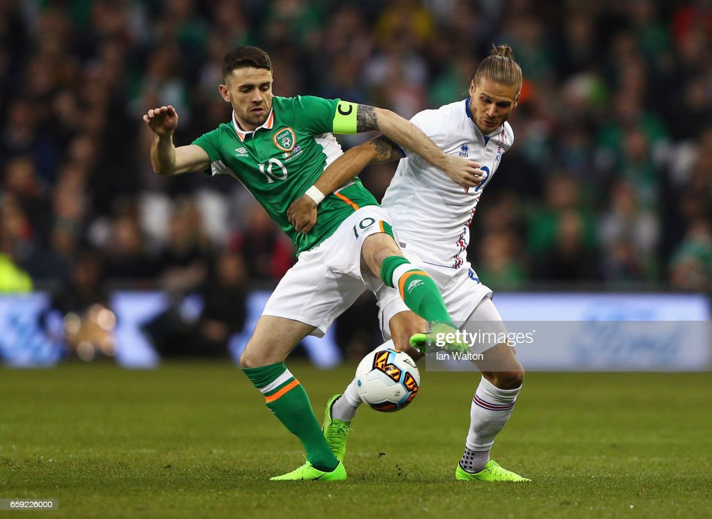 Republic of Ireland v Iceland - International Friendly