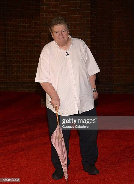 Robbie Coltrane attends The Wizarding World of Harry Potter Diagon Alley Grand Opening at Universal Orlando on June 18 2014 in Orlando Florida