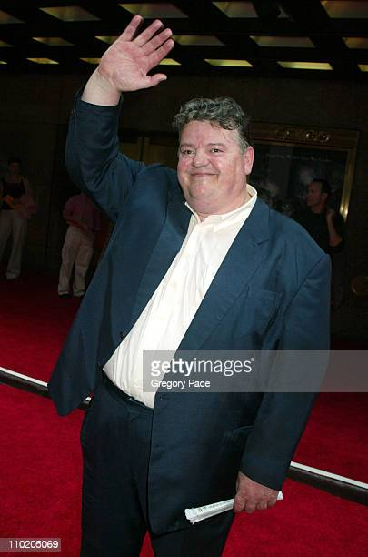 Robbie Coltrane during Harry Potter and the Prisoner of Azkaban New York Premiere at Radio City Music Hall in New York City New York United States