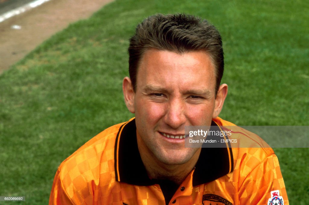 Soccer - Barclay's League Division Two - Wolverhampton Wanderers Photocall : News Photo