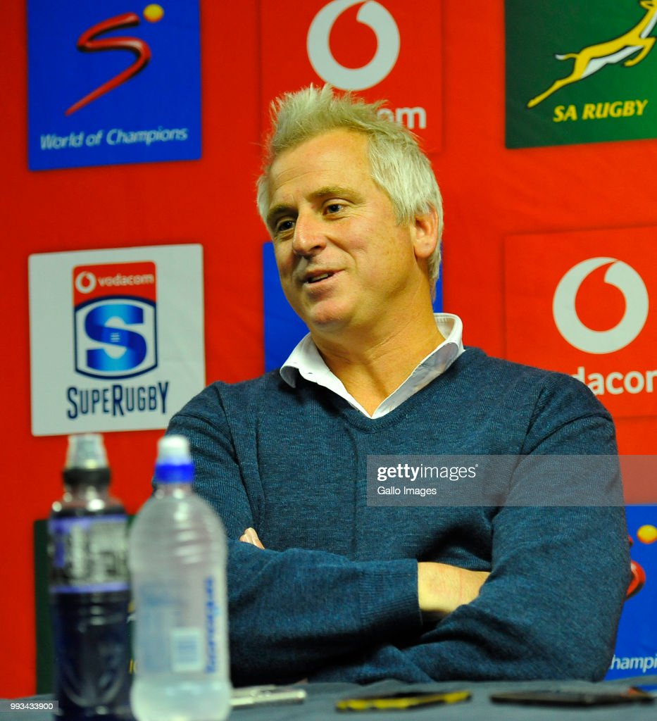 Super Rugby Rd 18 - Stormers v Sharks : News Photo