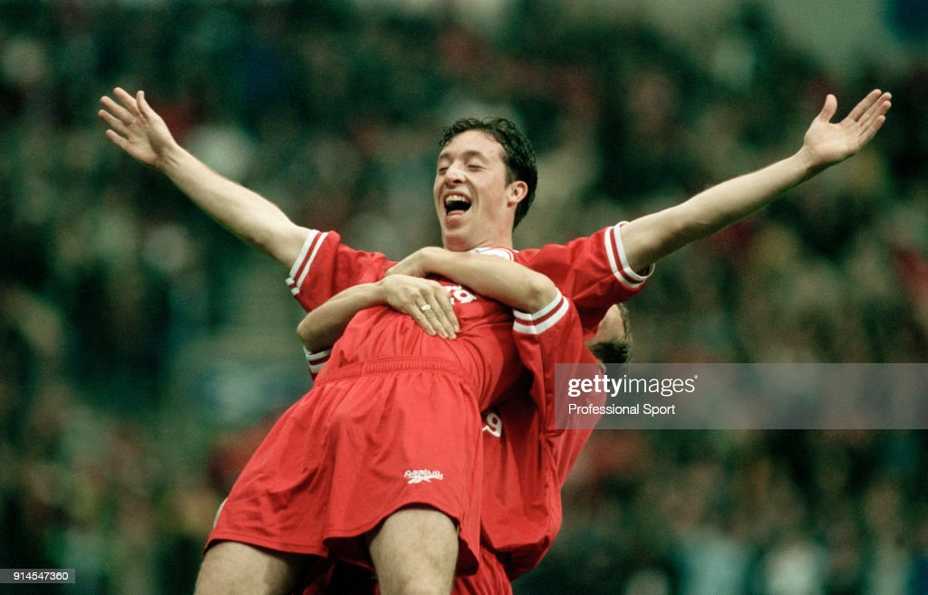Bolton Wanderers v Liverpool - FA Carling Premiership : News Photo