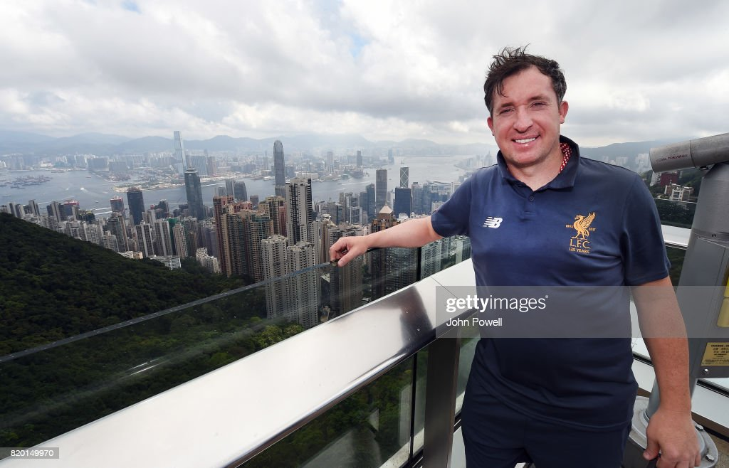 Liverpool Pre-Season Tour to Hong Kong