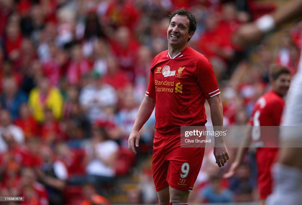 Liverpool v Olympiacos - Steven Gerrard Testimonial