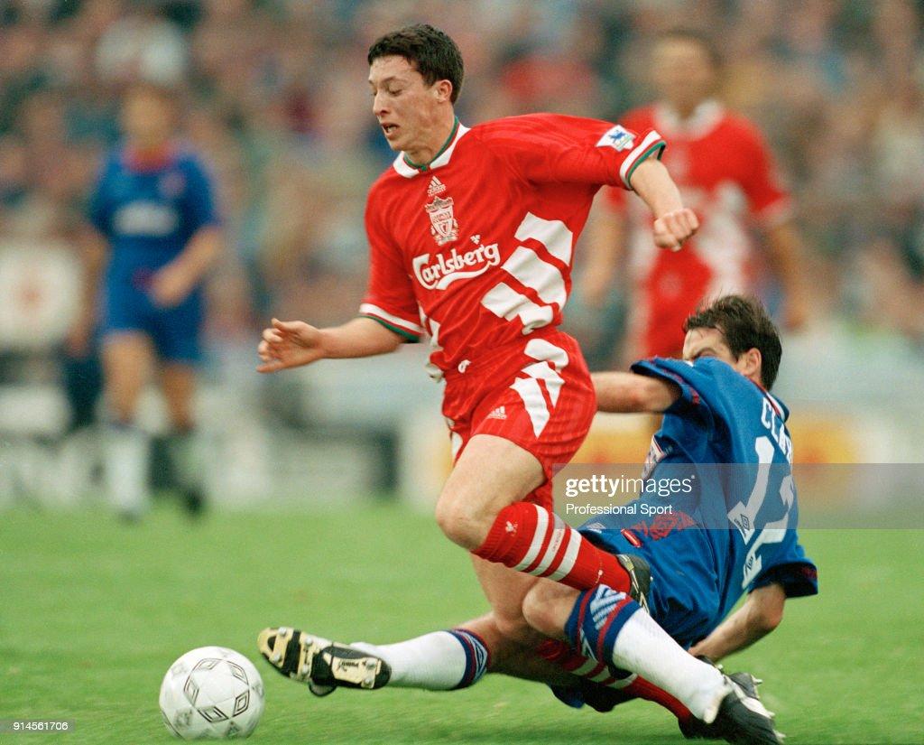 Liverpool v Chelsea - FA Carling Premiership : News Photo
