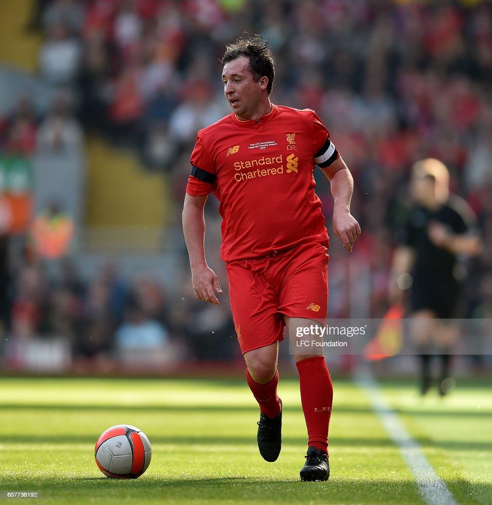 Liverpool Legends v Real Madrid Legends: LFC Foundation Charity Match