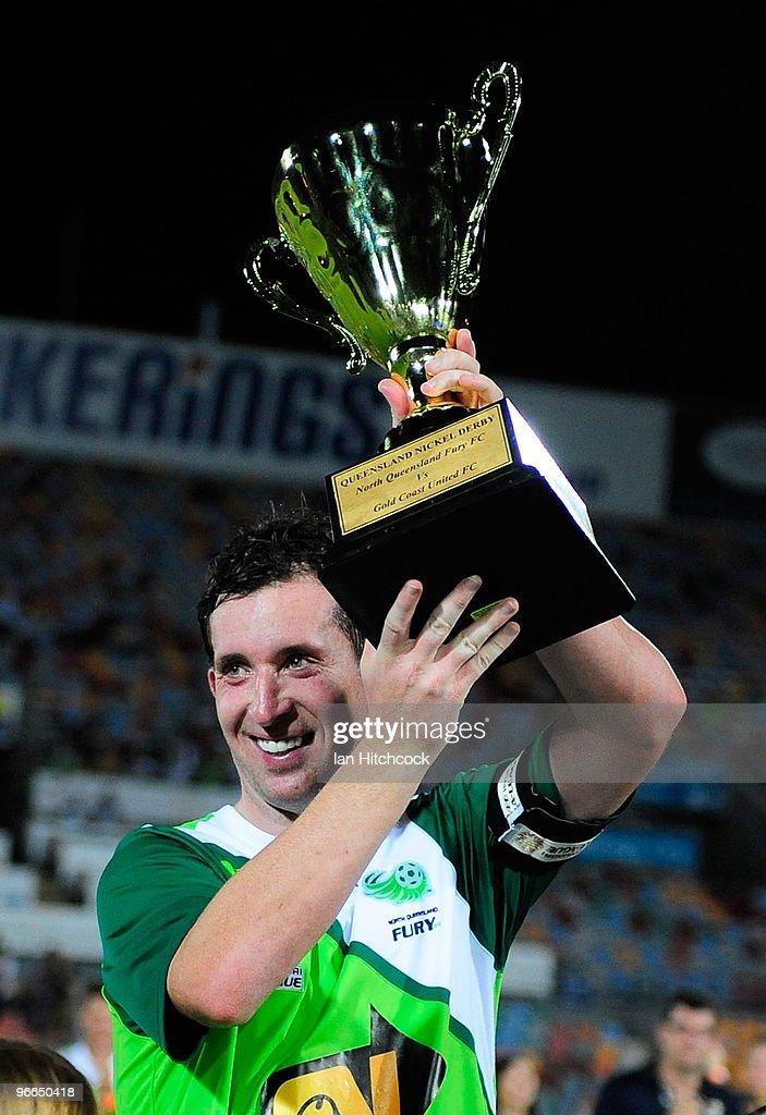 A-League Rd 27 - Fury v Gold Coast : News Photo